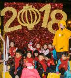 Chinese new year Grand Parade San Francisco