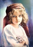 Little Gypsy Girl
