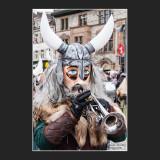 Carnaval de Bâle (Suisse)
