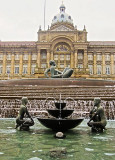 Fountain and Council House