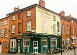Corner pub, Jewellery Quarter
