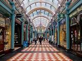 Shopping arcade,  Birmingham