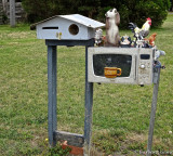 Australian Country Mailboxes