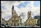 Iglesia de Saint Etienne du Mont