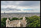 Panorama desde el Sacre Coeur
