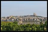 Panorámica desde el Museo de Orsay