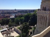 View from Fisherman's Bastion (Budapest, Hungary)