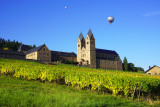Abbey Marienthal on Rhein