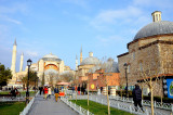 In the Centre of Sultanahmet
