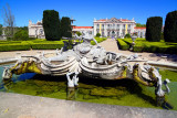 In Gardens of Queluz Palace
