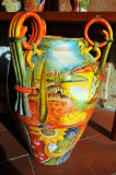 Pottery in San Girminano