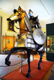 Knight in Capodimonte