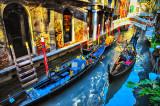 Gondolas on Canals