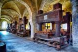 Wine Presses in Abbey