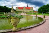 In Gardens of Schloss Werkersheim