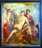 Fresco In Pompeii After My Restoration