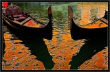 Flamboyantes Gondoles.