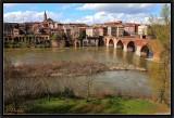 Albi - le Tarn et le Pont-Vieux.