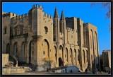 Avignon - Le Palais des Papes.