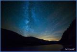 Lyman Lake Milky Way west