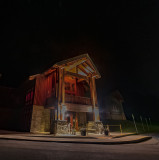 Pennsylvania LumberMuseum entrance