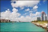 South Pointe Park in Miami FL