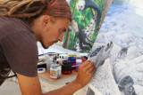 The Artist, Isla Mujeres
