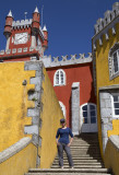 The Pena Palace, Sintra