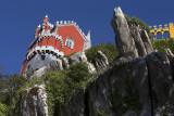 Pena Castle Rocks