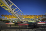 Gare Oriente Twilight