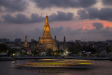 Wat Arun sunset, Bangkok