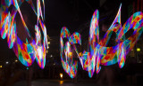 Ploy Talay light show