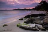 Sunset, Samet island