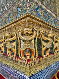 Detail, Wat Phra Kaew