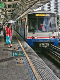 Sky Train, Bangkok