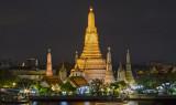 Wat Arun by Night