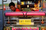 Tuk tuk driver, Bangkok