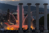 The Montjuïc Magic Fountain, Barcelona