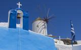 Oia Blue