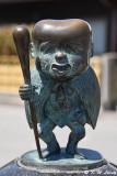 Yokai bronze statue DSC_5471