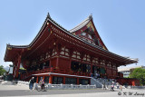 Sensoji Temple Main Hall DSC_7078