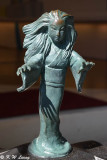 Yokai bronze statue DSC_5542