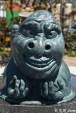 Yokai bronze statue DSC_5435