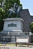 Statue of Yamauchi Kazutoyo DSC_8115