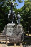 Statue of Yamauchi Chiyo DSC_8118