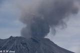 Close up view of Sakurajima Volcano DSC_7678