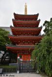 Pagoda, Tochoji Temple DSC_8762