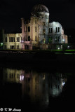 Reflection of Atom Bomb Dome DSC_7548