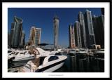 Marina, Dubaï, UAE 2012