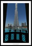 Burj Khalifa, Dubaï, UAE 2012
